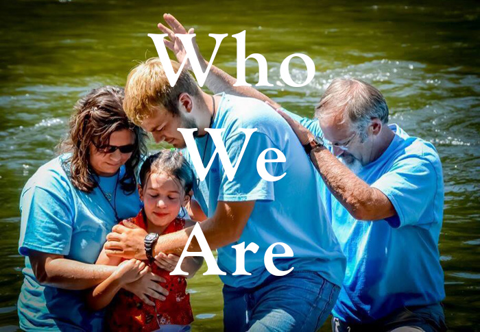 Who we are at Cornerstone Bible Church